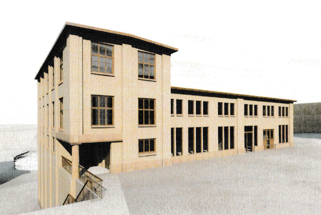Trafogebäude